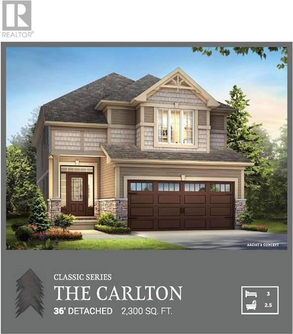 House for sale at 0 Robbins Rdge Unit 13 Paris Ontario - MLS: 30781979