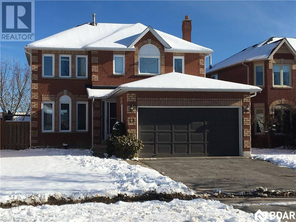House for sale at 13 Macmillan Cres Barrie Ontario - MLS: 30778393