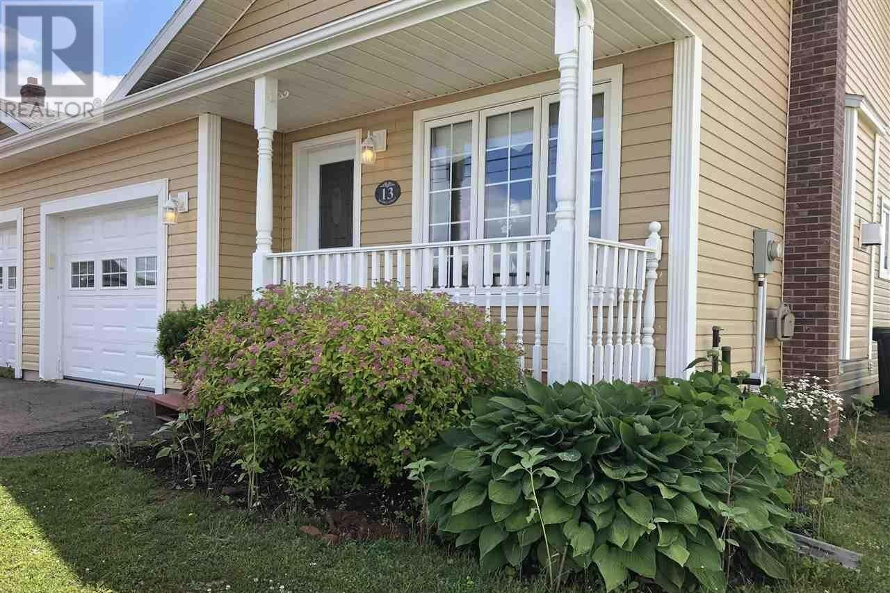 House for sale at 13 Macphee St Charlottetown Prince Edward Island - MLS: 202012448