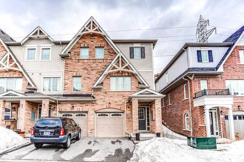 Townhouse for sale at 13 Magpie Wy Whitby Ontario - MLS: E4387346