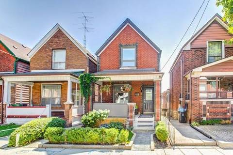 House for sale at 13 Manchester Ave Toronto Ontario - MLS: W4570635