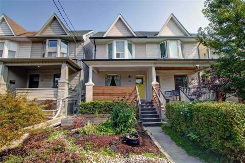 Townhouse for rent at 13 Marjory Ave Toronto Ontario - MLS: E4925733