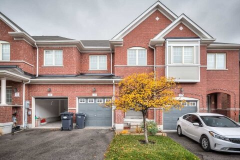 Townhouse for rent at 13 Masseyfield St. St Brampton Ontario - MLS: W4971936