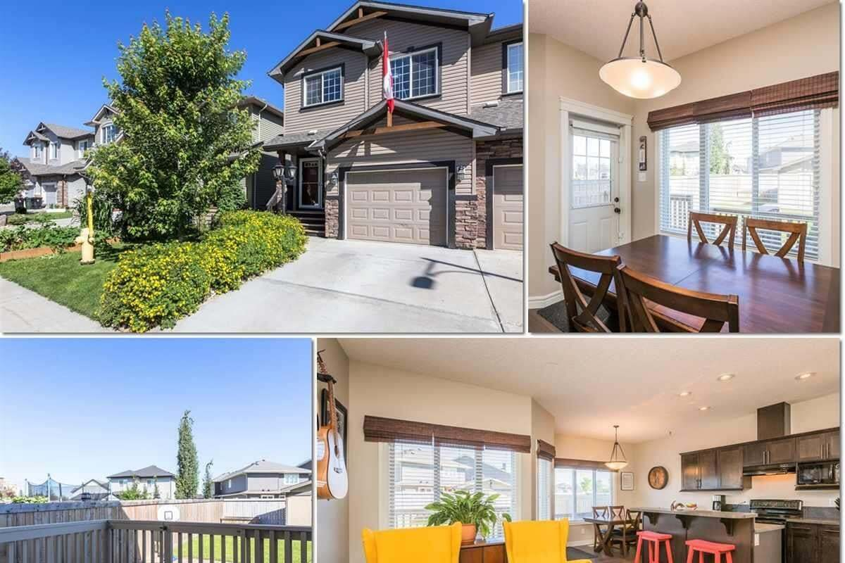 Townhouse for sale at 13 Meadowview Co Spruce Grove Alberta - MLS: E4208495
