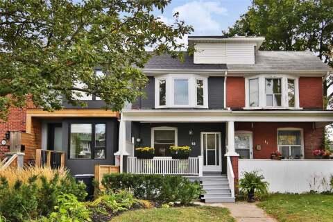 Townhouse for sale at 13 Milverton Blvd Toronto Ontario - MLS: E4933169