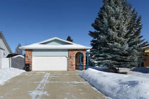 House for sale at 13 Morel Cs Spruce Grove Alberta - MLS: E4145970