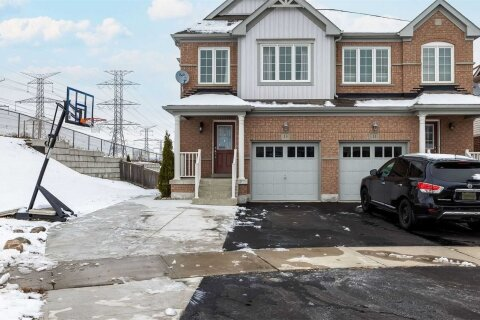 Townhouse for sale at 13 Netherway Cres Ajax Ontario - MLS: E5001401