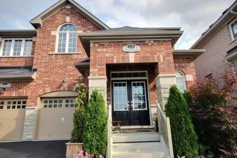 Townhouse for rent at 13 Oswald Rd Brampton Ontario - MLS: W4388698