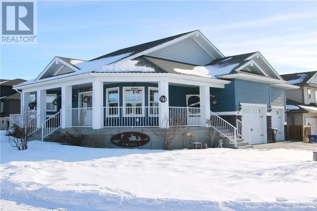House for sale at 13 Paramount Cres Blackfalds Alberta - MLS: ca0188525