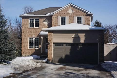 House for sale at 13 Pine St Uxbridge Ontario - MLS: N4694229