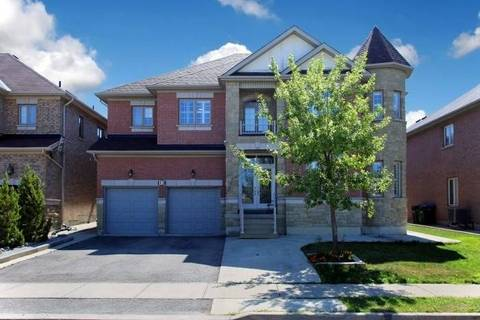 House for sale at 13 Prince Edward Blvd Brampton Ontario - MLS: W4547279