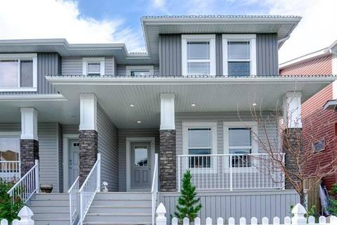 Townhouse for sale at 13 Redstone Common Northeast Calgary Alberta - MLS: C4265363