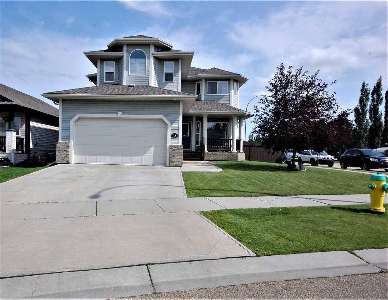 House for sale at 13 Richelieu Cres Beaumont Alberta - MLS: E4167952