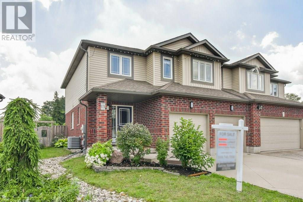 House for sale at 13 Ridgewood Ct Woodstock Ontario - MLS: 30759257