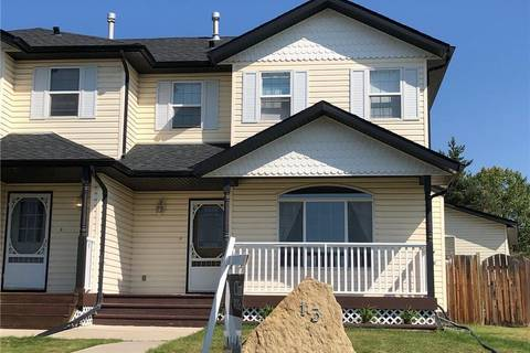 Townhouse for sale at 13 Ross Pl Crossfield Alberta - MLS: C4233361