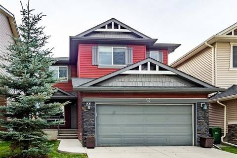House for sale at 13 Sage Valley Circ Northwest Calgary Alberta - MLS: C4271948