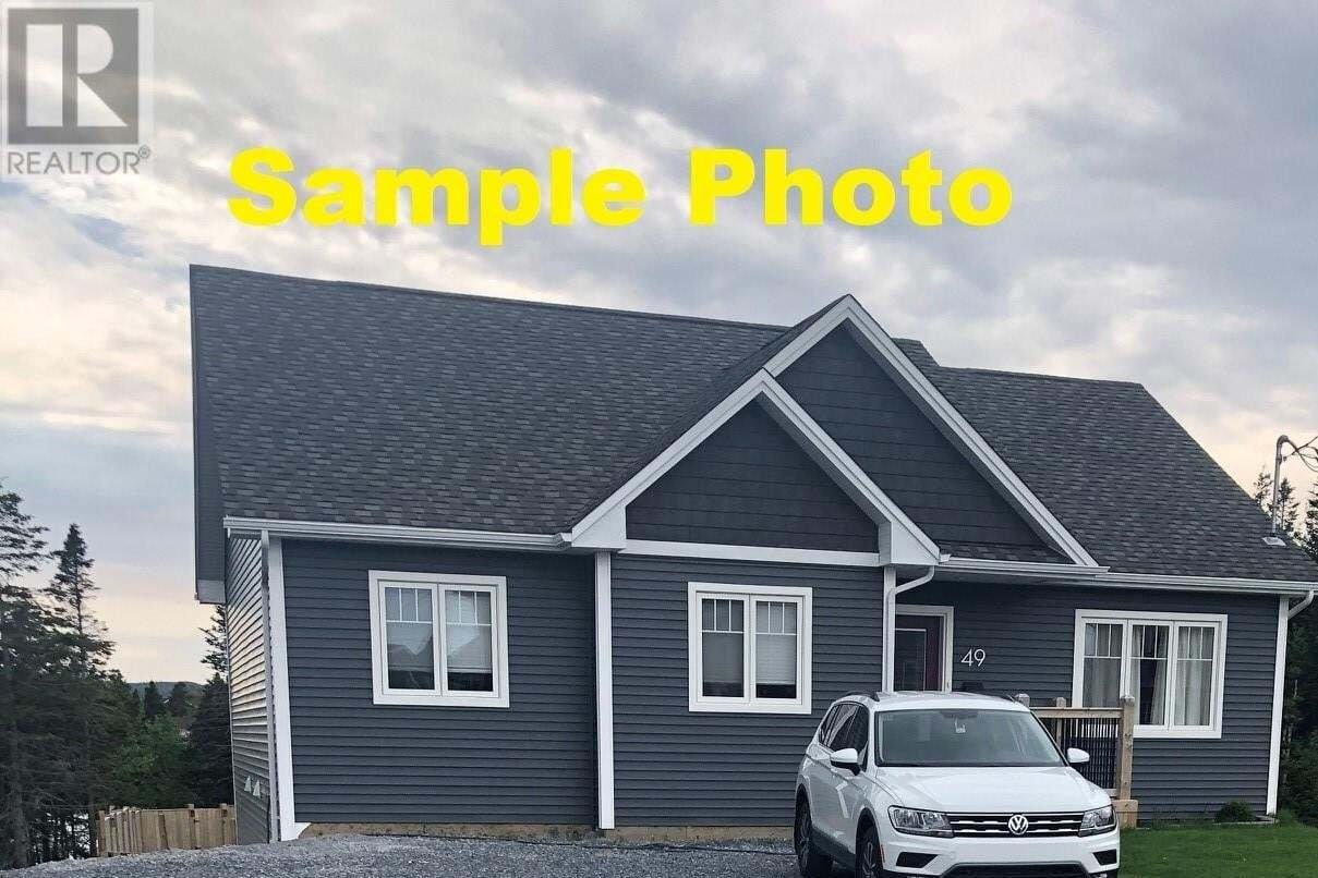 House for sale at 13 Samuel Cres Massey Drive Newfoundland - MLS: 1218348