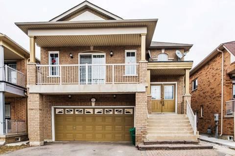 House for sale at 13 Savita Rd Brampton Ontario - MLS: W4722394