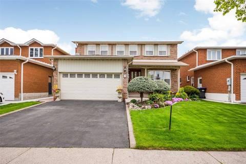 House for sale at 13 Seminole Dr Brampton Ontario - MLS: W4497639