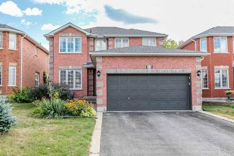 House for sale at 13 Shaina Ct Barrie Ontario - MLS: S4568449