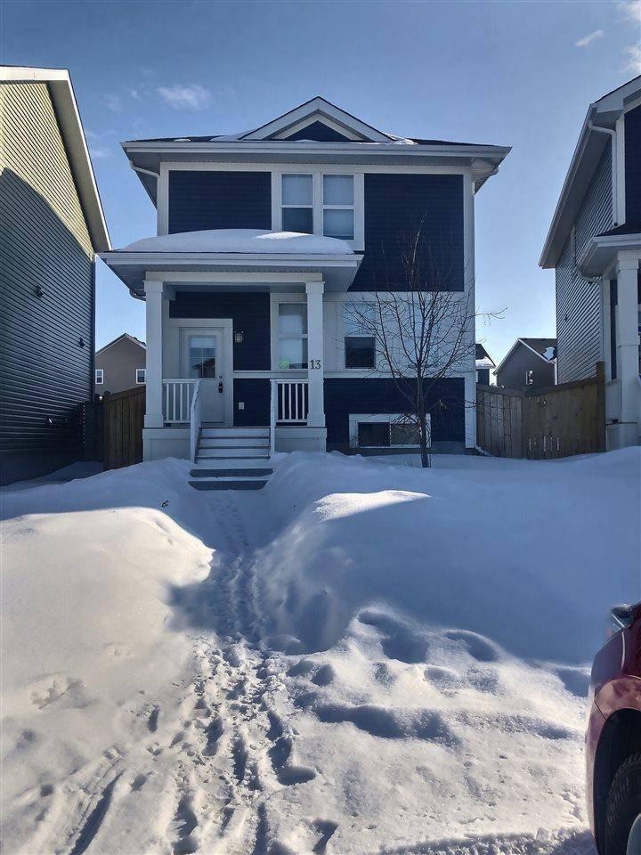 House for sale at 13 Simmonds Pl Leduc Alberta - MLS: E4192567