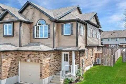 Townhouse for sale at 13 Sorrento St Kitchener Ontario - MLS: X4859320