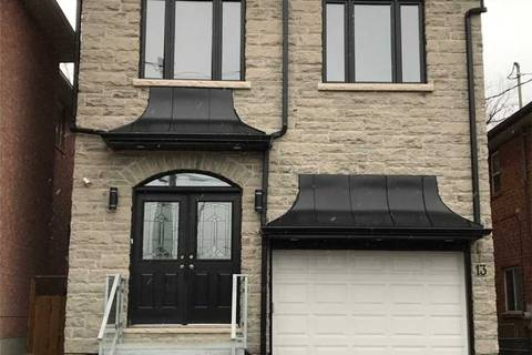 House for rent at 13 South Bonnington Ave Toronto Ontario - MLS: E4576160