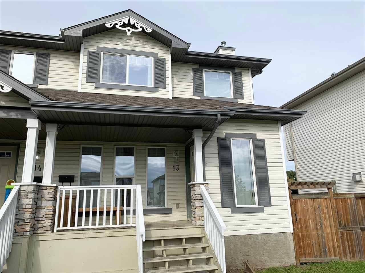 Townhouse for sale at 13 Southwick Pt Leduc Alberta - MLS: E4184963