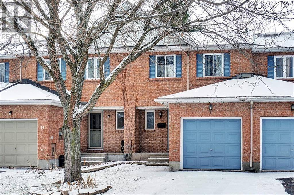 Townhouse for rent at 13 Springcreek Cres Ottawa Ontario - MLS: 1177221