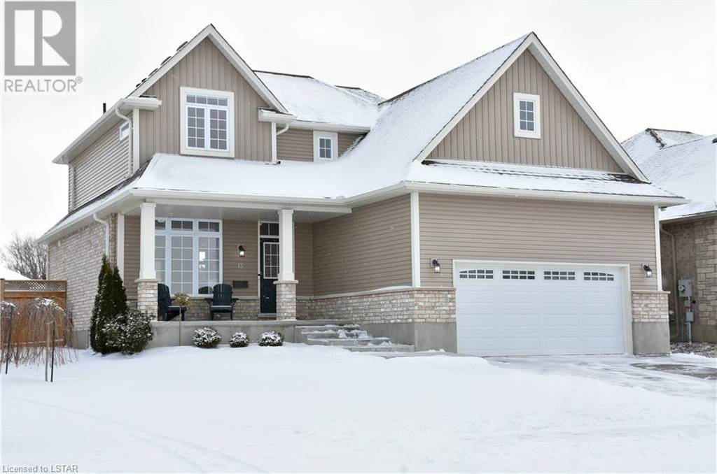 House for sale at 13 St. Andrews Dr St. Thomas Ontario - MLS: 246774