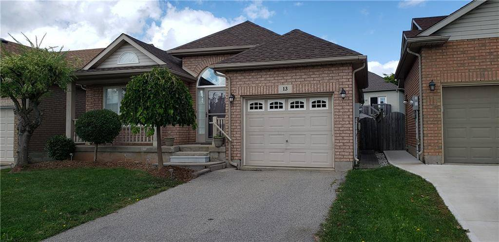 House for sale at 13 Summers Dr Thorold Ontario - MLS: 30764170