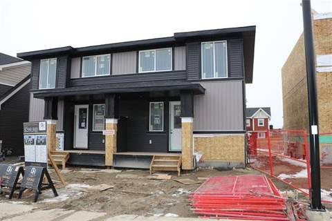 Townhouse for sale at 13 Sunrise Ht Cochrane Alberta - MLS: C4291826
