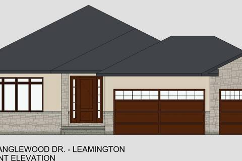 House for sale at 13 Tanglewood Dr Leamington Ontario - MLS: 19017484