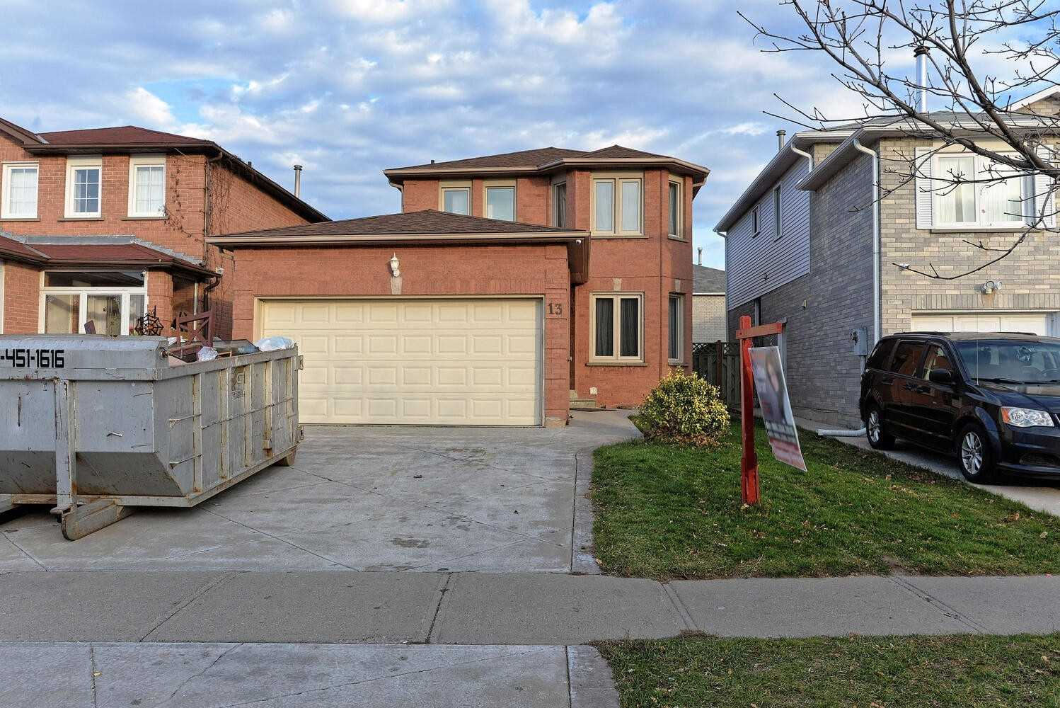 For Sale: 13 Timberlane Drive, Brampton, ON | 3 Bed, 4 Bath House for $849000.00. See 23 photos!