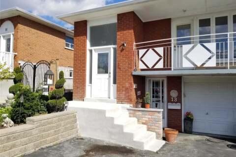 Townhouse for rent at 13 Tolton Dr Brampton Ontario - MLS: W4863699
