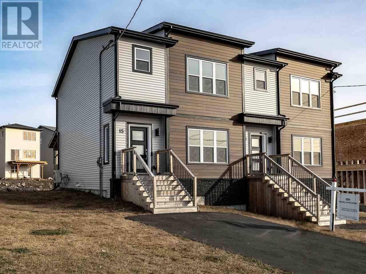 House for sale at 13 Travertine Ct Halifax Nova Scotia - MLS: 201809132