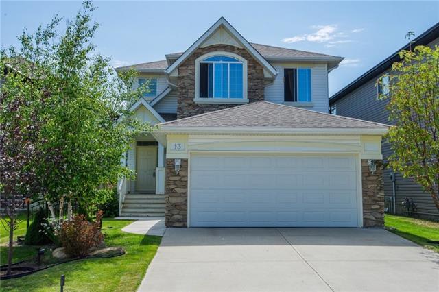 Sold: 13 Tuscany Summit Terrace Northwest, Calgary, AB