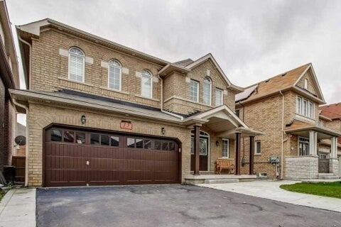 House for sale at 13 Vassor Wy Brampton Ontario - MLS: W4964911