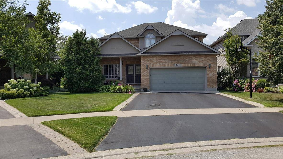 House for sale at 13 Volterra Ct Waterdown Ontario - MLS: H4068393