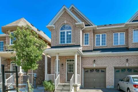Townhouse for sale at 13 Wahba Wy Markham Ontario - MLS: N4825893