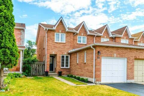 Townhouse for sale at 13 Weekes Dr Ajax Ontario - MLS: E4831465