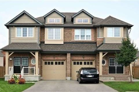 Townhouse for sale at 13 Wellman Cres Caledon Ontario - MLS: W4461865