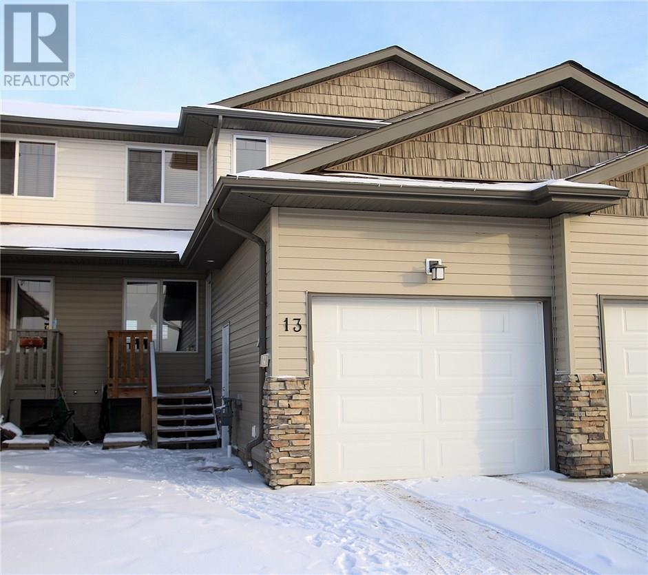 For Sale: 13 Willow Road, Blackfalds, AB | 3 Bed, 2 Bath Townhouse for $229,900. See 22 photos!