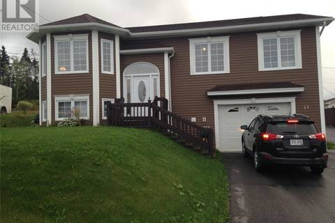 House for sale at 13 Woodrow Ave Corner Brook Newfoundland - MLS: 1192638