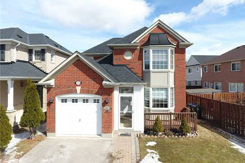 House for sale at 13 Yvonne Dr Brampton Ontario - MLS: W4387750