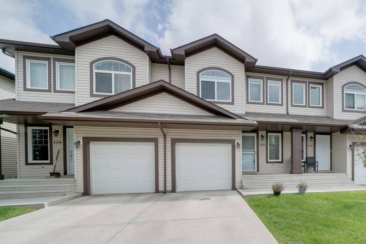 Townhouse for sale at 101 Deer Valley Dr Unit 130 Leduc Alberta - MLS: E4168379