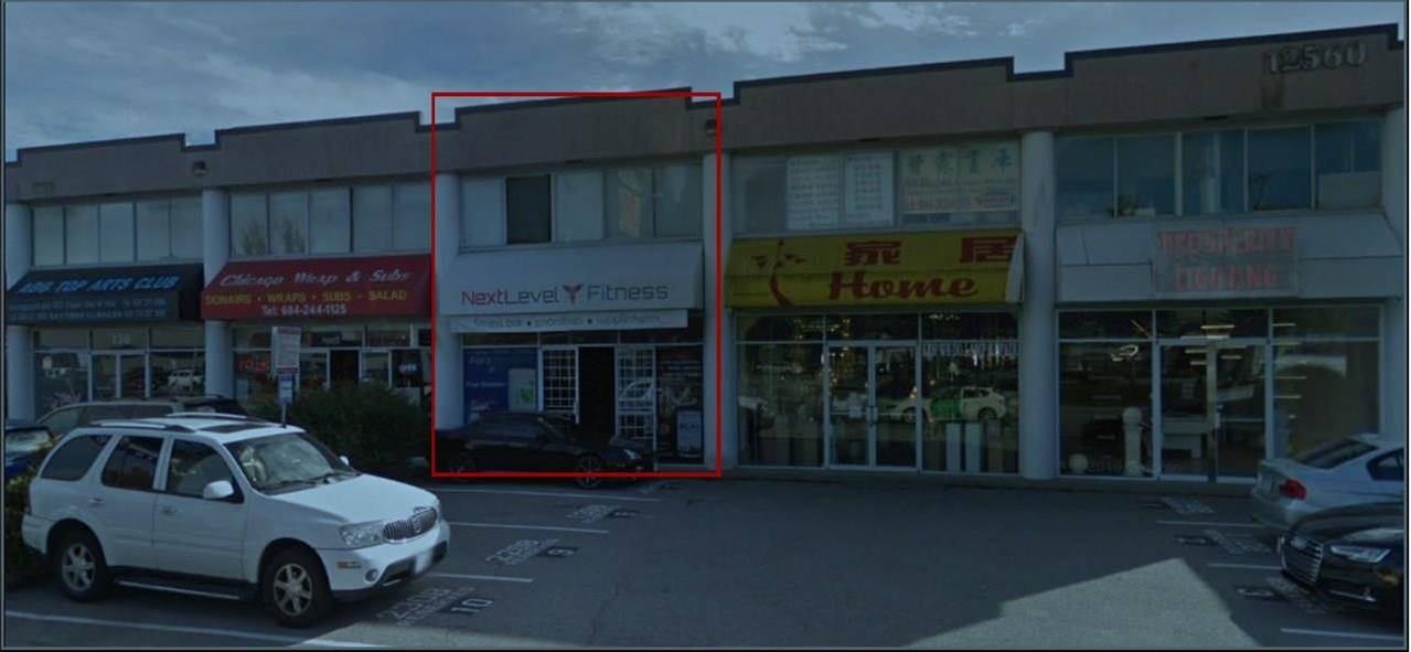Commercial property for lease at 12560 Bridgeport Rd Apartment 130 Richmond British Columbia - MLS: C8028487