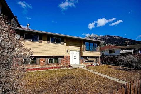 House for sale at 130 15th St Canmore Alberta - MLS: C4238730
