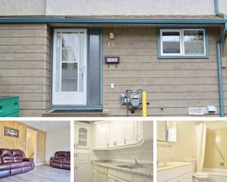 Townhouse for sale at 130 Abbottsfield Rd Nw Edmonton Alberta - MLS: E4188993