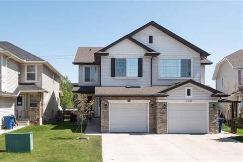 Townhouse for sale at 130 Canals Circ Southwest Airdrie Alberta - MLS: C4229077